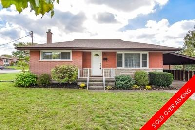 Kitchener (West) House for sale:  3+1 1,002 sq.ft. (Listed 2018-10-15)